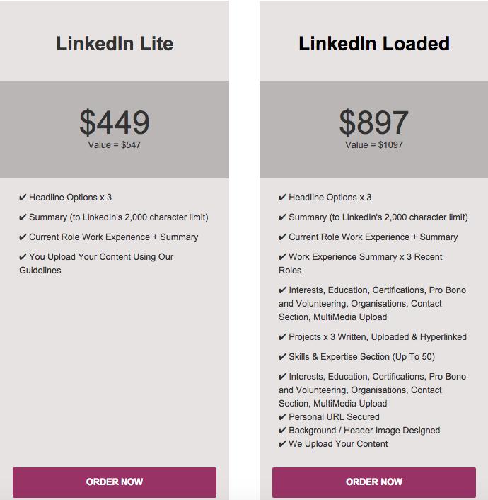 LinkedIn Profiles, LinkedIn Writers, Expert LinkedIn