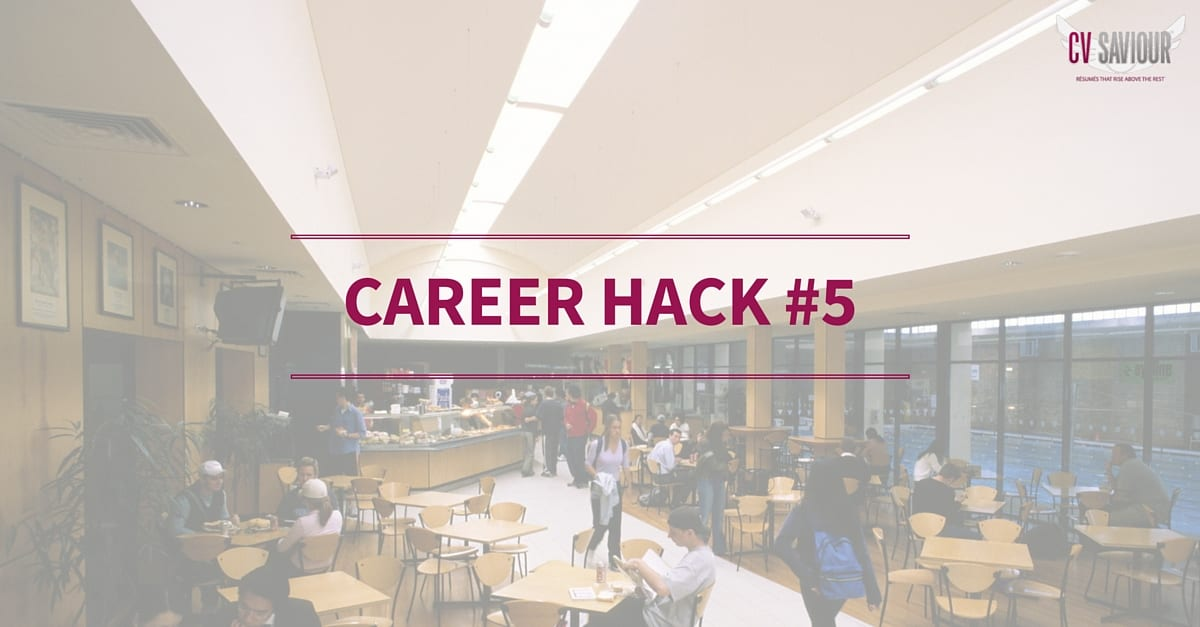 CAREER HACK #5 http---cvsaviour.com.au-career-hack-5-