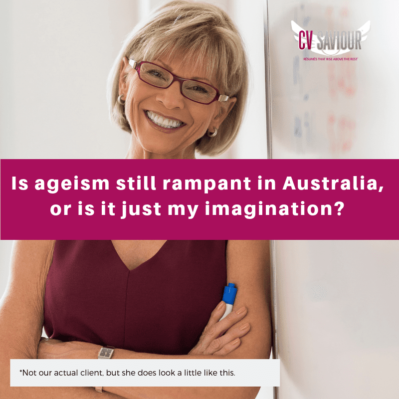 age discrimination in the Australian job market